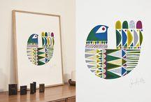 Art & Illustration / by Ashley Abbott