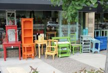 Booth and Market Inspiration / Vintage Market and antique booth ideas. / by Studio1404