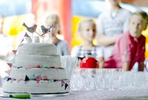 Homemade cakes / custom-made cakes for wedding, birthdays, etc.