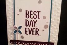 A Best Day Ever SU / by Beverley Berthold