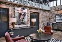 Industrial Style to your home / Linee sobrie e nette senza fronzoli.