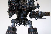 Warhammer 40k Conversions / Awesome Conversion WIPS for Warhammer 40k