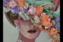 Ladies Cross Stitch
