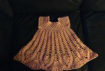 Baby klänning