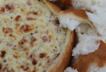 Thermomix Cob Loaf Dip