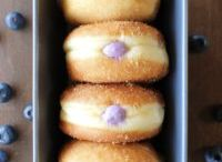 Dounuts / Blueberry cream