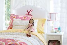 Ava & Mila's Bedroom / by Rebekah S. Greenwood