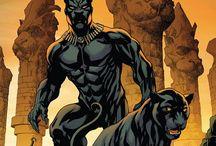 Black Panther / A tesómnak szeretettel. Ide mentettem neki pár profilkép ötletet, remélem megtalálja köztük a nekivalót.