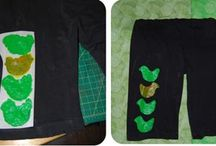 Repurposing / Mostly sewing ideas, making new from old