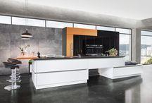 Contemporary Kitchens / Contemporary kitchens from Kuhlmann