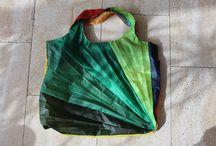 Reciclar paraguas