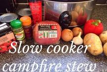 camp fire stew / slimming world