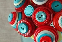Aqua and Red / by Marie Ghys Weber