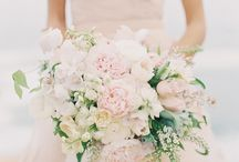 Risa & Lenert {Blush & Bling Inspiration}