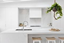 Caesarstone Calacatta Nuvo - Three Birds Renovations