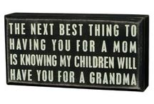 Happy Grandparents Day / Sunday, September 7 is Grandparents Day. Celebrate parents so great they're grand!