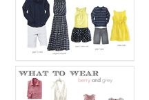 What to Wear - Summer