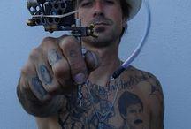 Tim Hendrickx tattoo