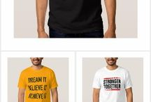 Men's T shirts with Inspirational Quotes to buy