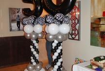 Milestone Birthday / Birthday Decorations for Milestone birthdays
