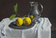 Dining Room Paintings / Beautiful Works of Art that should grace the walls of every dining room