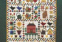Sampler Quilts