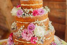 Torte für die Hochzeit....Hochzeitstorte!!