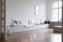 Tv møbler med opbevaring