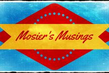 Mosier's Musings / by Back of the Stampede