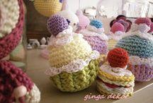 Ginga Dekor crochet / Minden ami horgolás