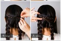 Cute hair do's