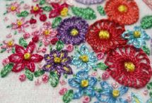 embroidery / by Susan Worley Gillenwaters