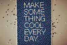 Perler bead quotes/text