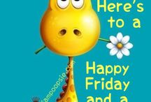 Friday Moments / Just to celebrate the end of the week (Friday) and the start of another amazing family weekend!
