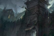 Fantasy (Dark - Urban)