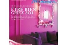 *Marie-Claire maison / idées / L'un de ces magazines vous intéresse ? Pour en savoir plus, cliquez dessus. Deux fois.