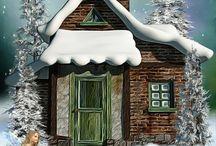 CU Digitals: Winter Snow - Digi Scrap Resource / CU Digital Winter, Snow, Ice, designs for Commercial Use  graphic scrapbook art design and DIY craft projects. #cu, #digitalscrapbooking #photoshop, #digiscrap, #scrapbooking, http://cudigitals.com/