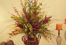 floral arrangements / by Leslie McGrath