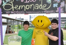 Houston Best Stand Contest / Whether you set up a table, built the Taj Mahal, or went mobile with your radio flyer – every business has a personality. Email mystory@lemonadeday.org, facebook, tweet your stand pic & we'll add it to our board. The entry with the most likes & shares will be crowned fan favorite! Deadline: June 20. / by Lemonade Day