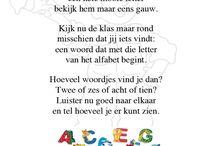 letter/schrijfhoek