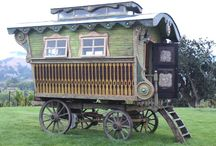 I Want to Live in a Gypsy Wagon Someday