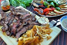 Meat recipes / Delicious meats