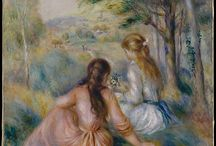 Auguste Renoir /  Magnificient In the Meadow