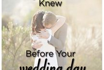 Wedding Advice