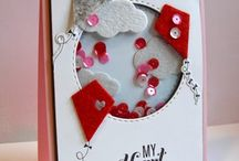 Cardmaking - Shakers