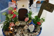 magical fairy gardens / handmade fairy garden