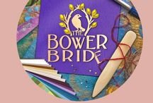 The Bower Bride / Your wedding will be a time of joy and a feast for the senses. Begin now by setting the stage with exquisite invitations that represent the wonderful day to come. Stationery from The Bower Bride is designed exclusively for you and your event. Each piece is hand-crafted with equal parts skill and love, of paper, glass and beautiful imagery. http://www.thebowerbride.com/the-bower-bride-welcome