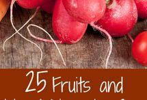 Fruit / 5 a day simply isn't enough for you and your family? Learn to grow your own fruit from the comfort of your own property.