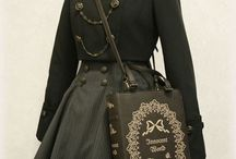 Japanese Street Fashion! Lolita / by Kanwel Siddiqui