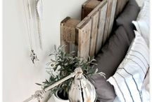 cozy beds and bedrooms / by Ivy Bier